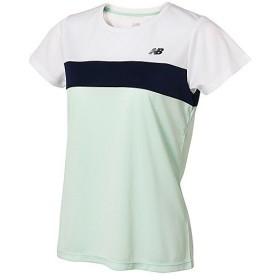 e67134fde262 New Balance(ニューバランス)ラケットスポーツ レディースアパレル WOMENS GAMECHANGERゲームシャツ JWTT8023SEF  レディース シー