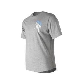 ニューバランス(new balance) アスレチックバ−ト半袖Tシャツ AMT91571AG (Men's)