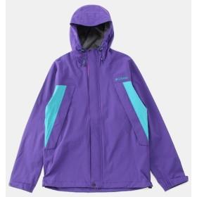 (セール)(送料無料)Columbia(コロンビア)トレッキング アウトドア 薄手ジャケット ザ スロープジャケット PM3387-559 メンズ UW PURPLE