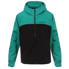 (セール)Columbia(コロンビア)トレッキング アウトドア 薄手ジャケット ボーズマンロックジャケット PM3386-309 メンズ MAYAN GREEN