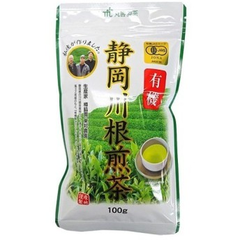 (訳あり)お茶の丸善 有機静岡川根煎茶 ( 100g )/ お茶の丸善