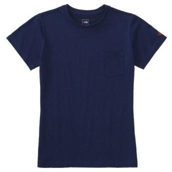 THE NORTH FACE(ノースフェイス)トレッキング アウトドア 半袖Tシャツ SS SIMPLE PKT T NTW3832A CM レディース CM