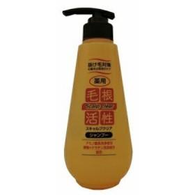 ジュン・コスメティック 薬用毛根活性シャンプー ( 内容量:500ML ) ( 4964653103586 )