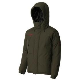(セール)(送料無料)トレッキング アウトドア 厚手ジャケット WS WINTERFIELD DOWN JACKET 1011-00190-4960 メンズ KHAKI