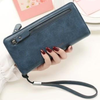 財布 レディース財布 5色から選べる レディース 女の子 ファッション 財布 レディース 可愛い 小銭入れ 高級 ラウンドファスナー 財布 Love and Freedom