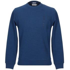 《期間限定 セール開催中》PEPE JEANS メンズ スウェットシャツ ブルー S ポリエステル 66% / コットン 34%