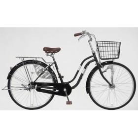 26型 自転車 シエスタ 26SBS(ツヤケシブラック/シングルシフト)T6SBS #102