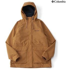 (セール)(送料無料)Columbia(コロンビア)トレッキング アウトドア 厚手ジャケット ハーフバレイウィメンズジャケット PL3046-264 レディース MAPLE