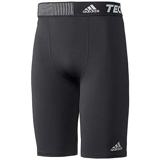 (セール)adidas(アディダス)メンズスポーツウェア コンプレッションボトムス TF BASE ショートタイツ AJ452 D82097 メンズ ブラック/ブラック