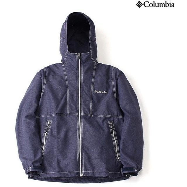 (セール)Columbia(コロンビア)トレッキング アウトドア 薄手ジャケット ヘイゼンパターンドジャケット PM3644-470 メンズ CARBON
