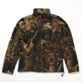 (送料無料)Columbia(コロンビア)トレッキング アウトドア フリース スティーンズマウンテンプリンテッドジャケット WE6017-940 メンズ TIMBERWOLF