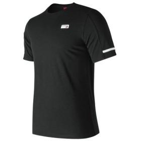 ニューバランス(new balance) アスレチック半袖Tシャツ AMT91559BK (Men's)