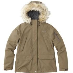 (送料無料)THE NORTH FACE(ノースフェイス)トレッキング アウトドア 厚手ジャケット GRACE TRICLI PARKA NPW61835 BE レディース BE