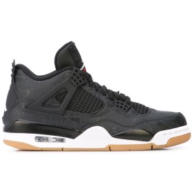 Nike Air Jordan 4 Retro スニーカー - ブラック