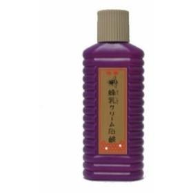 蜂乳 クリーム石鹸 特選 200ml ( ホウニユウ はちみつセツケン ) ( 4902496100034 )