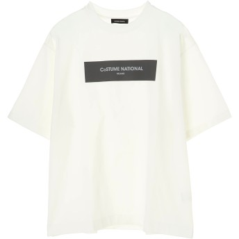 CoSTUME NATIONAL CoSTUME NATIONAL/コスチュームナショナル Costume BIG Tシャツ Tシャツ・カットソー,WHITE