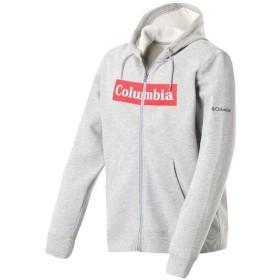 (セール)Columbia(コロンビア)トレッキング アウトドア スウェット スクールクラフトスウィープフルジップフーディ PM1649-039 メンズ COLUMBIA GREY ...