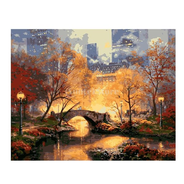 Disney A New Day at the Cinderella Castle Puzzle by Thomas Kinkade ピース 【美しいアートシリーズ】 ディズニー 1000 シンデレラ城のパズル