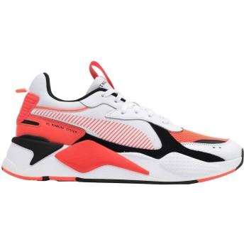 《期間限定セール開催中!》PUMA メンズ スニーカー&テニスシューズ(ローカット) オレンジ 8.5 紡績繊維 RS-X Reinvention