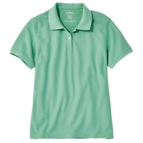 プレミアム・ダブル・エル・ポロシャツ、リラックス・フィット 半袖/Premium Double L Polo Shirt Relaxed Fit Short-Sleeve