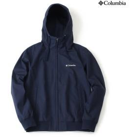 (セール)(送料無料)Columbia(コロンビア)トレッキング アウトドア 薄手ジャケット BARTON BLUFF HO PM3905-464 メンズ 464