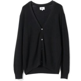Pilgrim Surf+Supply / Flip Linen Blend Cardigan メンズ ニット・セーター BLACK L