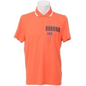 86ad28bba67a セール)ラケットスポーツ アパレル LACOSTE 全米オープンジョコビッチ選手着用商品 メンズ ポロシャツ DH7971