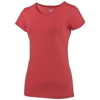 (セール)PUMA(プーマ)レディーススポーツウェア ワークアウトTシャツ TOPS SS TEE 51331706 レディース カイエン