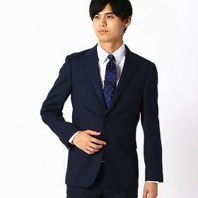 <COMME CA ISM (メンズ)> 《セットアップ》 ピンヘッド スーツジャケット(4701GL01) ネイビー 【三越・伊勢丹/公式】