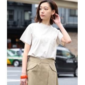 DANTON × B:MING by BEAMS 別注 ポケットTシャツ レディース