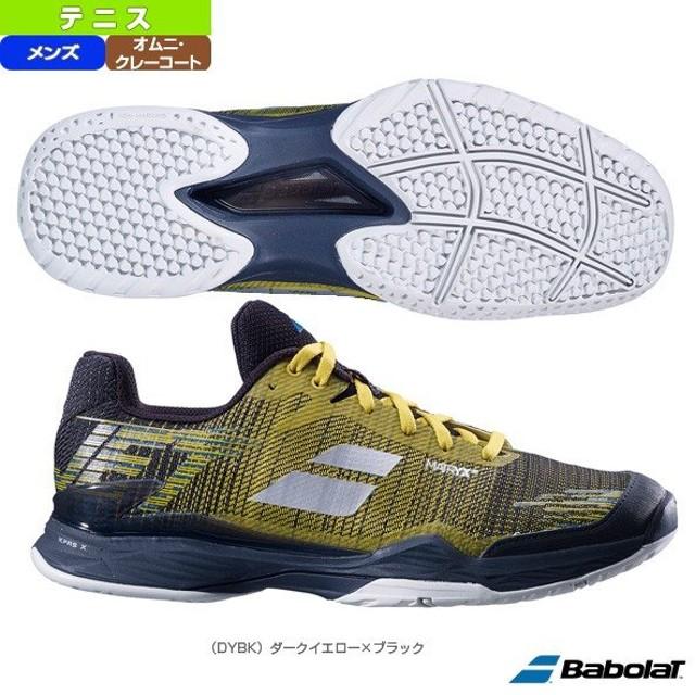 53e5679c39e89 バボラ テニスシューズ JET MACH 2 OMNI M/ジェットマッハ2 オムニ/メンズ(