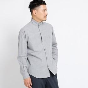 [マルイ]【セール】タイプライタースタンドカラーシャツ[ メンズ トップス シャツ ワイヤー ]/タケオキクチ(TAKEO KIKUCHI)