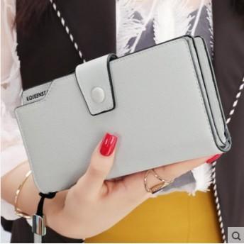 新作 財布 長財布 レディース財布 ボタン レトロ 二つ折り オシャレ 可愛い付 ラブリー 大容量 韓国 財布 長財布 レディース ウォレットJB421
