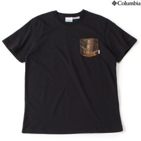 (セール)Columbia(コロンビア)トレッキング アウトドア 半袖Tシャツ POLAR PIONEER HUNT PM4851-010 メンズ 010