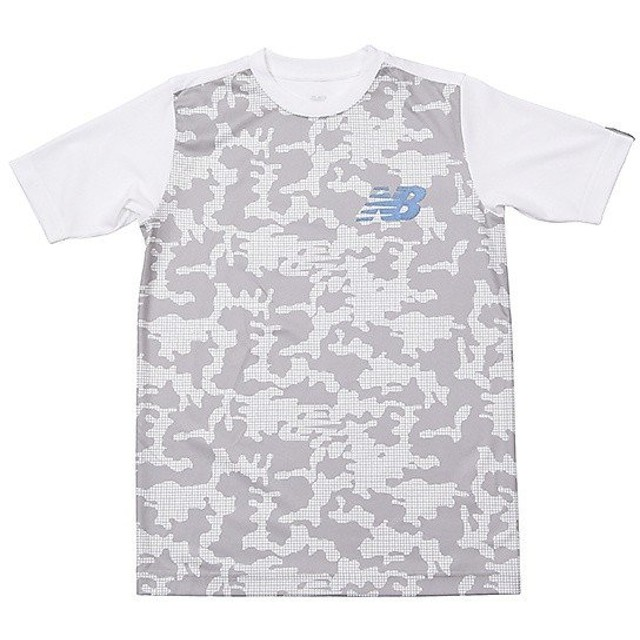 03852a1dcfcde セール)New Balance(ニューバランス)ジュニアスポーツウェア Tシャツ S/S T