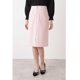 NATURAL BEAUTY BASIC ナチュラル ビューティー ベーシック ZIPディテールタイトスカート