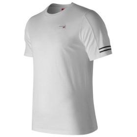 ニューバランス(new balance) アスレチック半袖Tシャツ AMT91559WT (Men's)