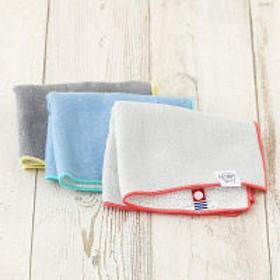 ハンカチタオル アソートセット LOHACO Lifestyle towel 1セット(3枚入) 約19×25cm 今治タオル