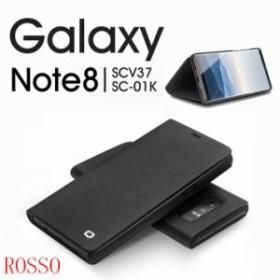 227d0564f6 SamsungGalaxy Note8 SCV37 ギャラクシー 手帳型 磁石 本革 ノート8 手帳型 二つ折り ケース