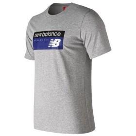 ニューバランス(new balance) アスレチックバナー半袖Tシャツ AMT91511AG (Men's)