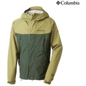 (セール)(送料無料)Columbia(コロンビア)トレッキング アウトドア 薄手ジャケット WABASH JACKET PM5881-347 メンズ