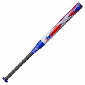 ミズノ(MIZUNO)ジュニア ソフトボール用バット エックス 78cm/平均580g 2号ボール用 1CJFS61378 0127 (Jr)
