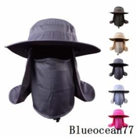 帽子 メンズ 大きいサイズ 釣り UVカット 登山 UVカットハット 夏 アウトドア 紫外線対策 紫外線カット 男女兼用 レディース フィッシン