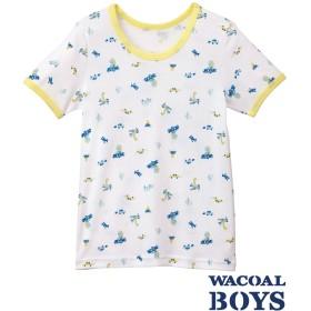 ワコール ボーイズ[WACOAL BOYS] 男児トップ(半袖) YE