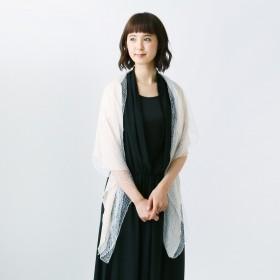 フォーマルショール風チュールボレロ【M~3L】