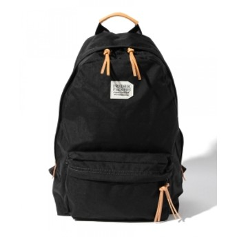 FREDRIK PACKERS / 500D DAY PACK レディース リュック・バックパック BLACK ONE SIZE