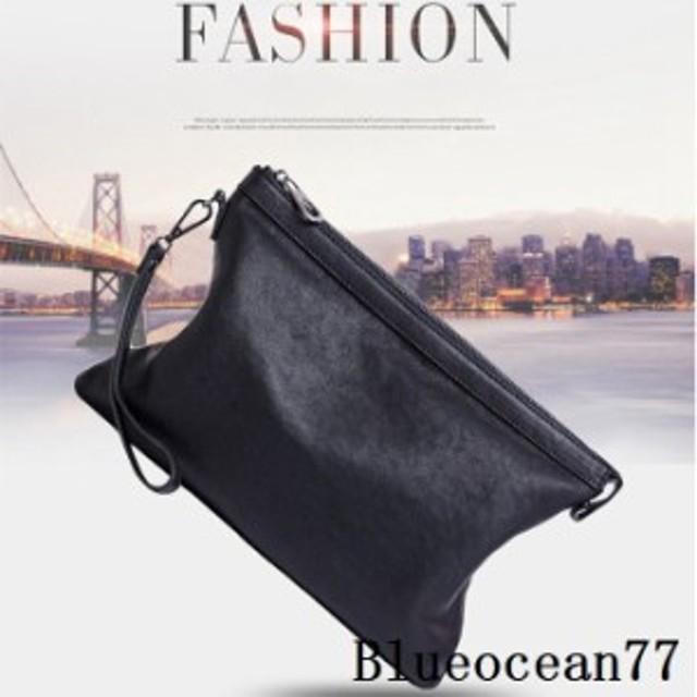 a0f9f93d8e9a セカンドバッグ メンズ 本革 大容量 さいふ クラッチバッグ バッグ レザー 鞄 カジュアル ビジネス 財布