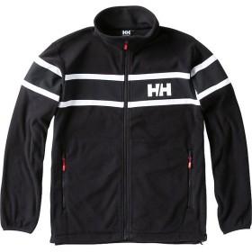 (セール)HELLY HANSEN(ヘリーハンセン)トレッキング アウトドア フリース SALT FLEECE JACKET HH51850 K メンズ K