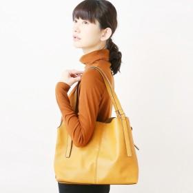 【A4対応】通勤通学にも♪シンプルトートバッグ