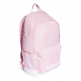 アディダス リニアロゴバックパック (DT8641) 25L デイパック リュック : ピンク adidas